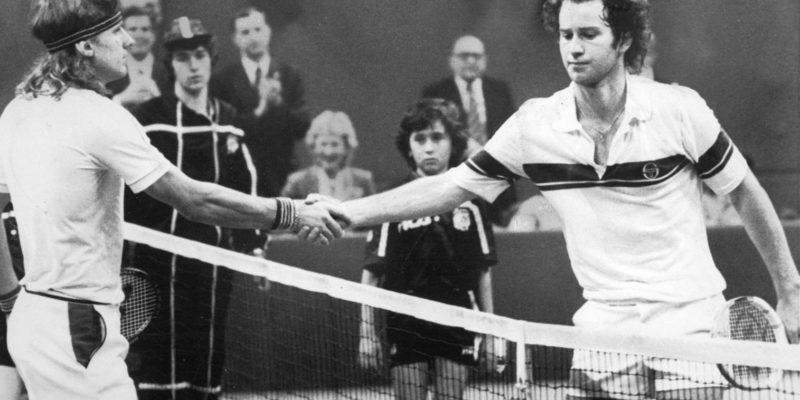 Milano_Indoor_(WCT_Cuore_Cup)_1981_-_Bjorn_Borg_e_John_McEnroe